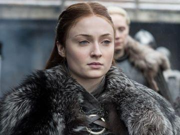 Sophie Turner, Sansa Stark en 'Juego de Tronos'