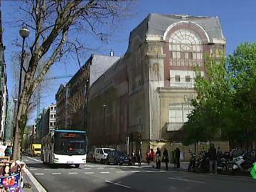 """Alerta internacional para salvar el Palacio de Bellas Artes de Donostia: """"Está en absoluto riesgo de ser demolido"""""""