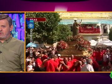De santos que bailan 'Paquito El Chocolatero' a el desfile de 'Star Wars': estas son las procesiones más originales de Semana Santa