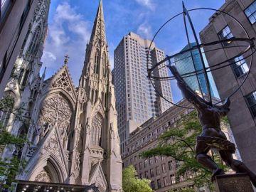 Catedral de San Patricio, en Nueva York