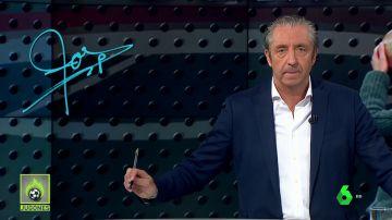 """Josep Pedrerol: """"El fútbol no lo ha inventado Guardiola. El tiempo pasa y el discurso de Pep se diluye"""""""
