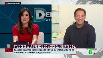 """José Miguel Contreras, experto en Comunicación Política: """"Sánchez ha conseguido la unificación de España, pero él se ha quedado fuera"""""""