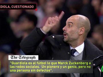 El mítico Ruud Gullit da la razón por la que Guardiola no logra levantar otra Champions