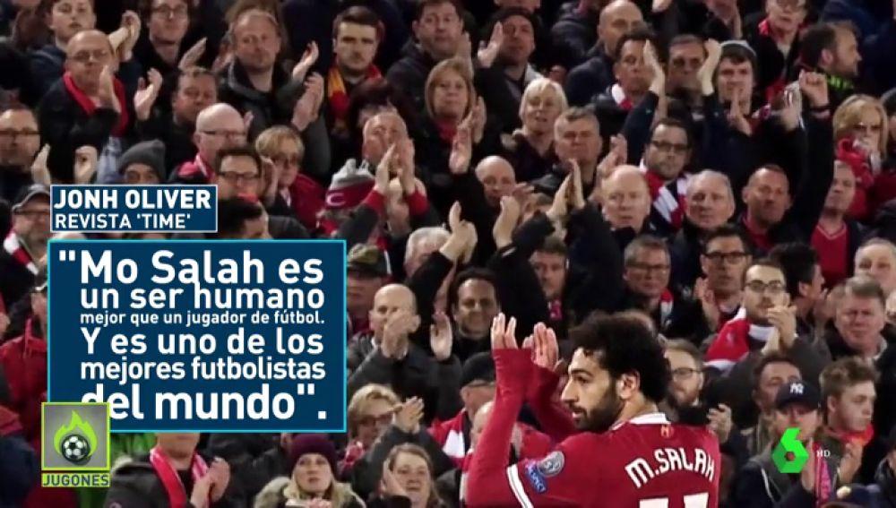 """Mohamed Salah, contra el machismo: """"Debemos cambiar la forma en la que tratamos a las mujeres en nuestra cultura"""""""