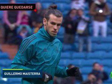 Noticia Jugones: Bale le ha dicho al Real Madrid que no tiene intención de irse