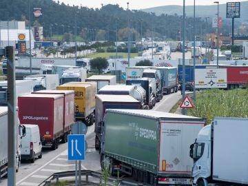 Menos emisiones en vehículos pesados