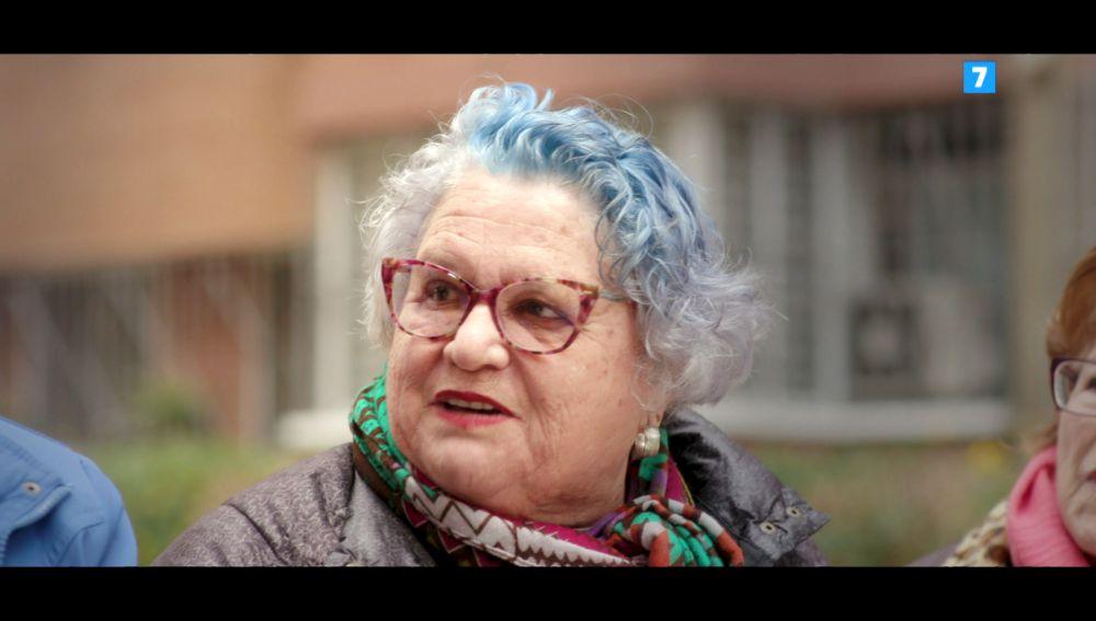 Una señora habla en Salvados