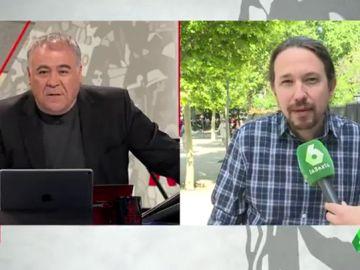 """Pablo Iglesias presiona para entrar en un Gobierno con el PSOE: """"Hay que dejar la arrogancia a un lado"""""""