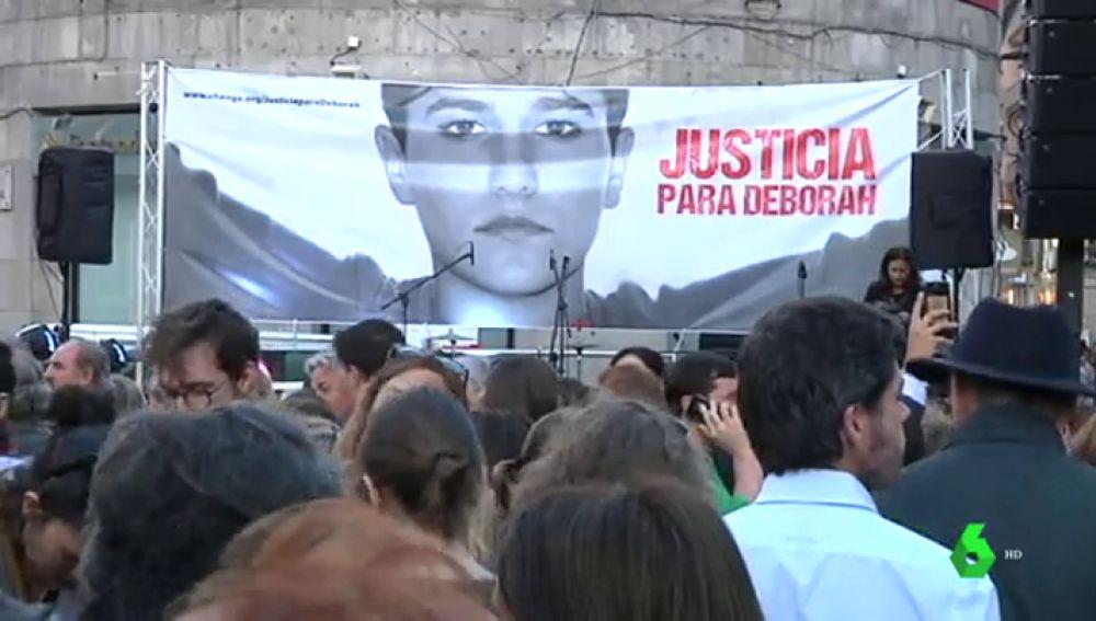 Vigo pide justicia para Débora Fernández 17 años después de su asesinato