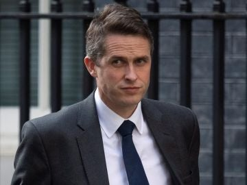 Gavin Williamson, hasta ahora el esponsable de la cartera de Defensa del Partido Conservador británico
