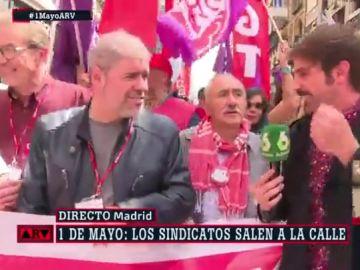 """Los líderes sindicales piden al PSOE que no se deje influenciar por """"los lobbies empresariales que toman partido en la política"""""""