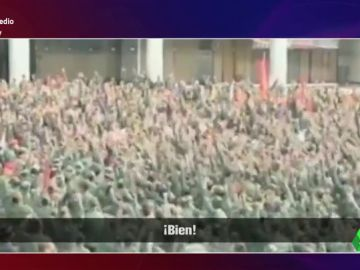 """El """"temazo"""" de los militares venezolanos de Maduro para demostrar su patriotismo"""