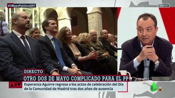 Manuel Cobo en Al Rojo Vivo