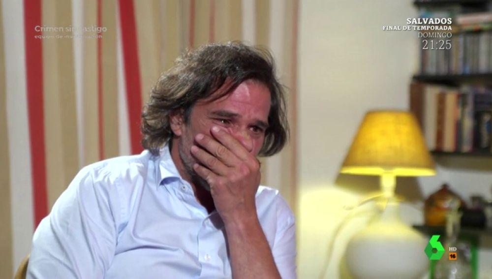 """El dolor del hermano de Déborah al recordar el crimen: """"Me ha destruido como ser porque esto no te deja vivir"""""""