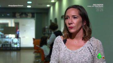Rosa Fernández-Cervera, hermana de Déborah Fernández