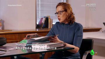 La abogada de la familia de Déborah Fernández