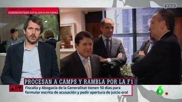 """Ernest Urtasun: """"El PP tiene que pedir perdón a todos los españoles por todos estos años de corrupción masificada"""""""