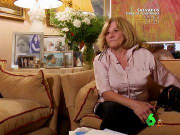 Rosa Neira, la madre de Déborah Fernández