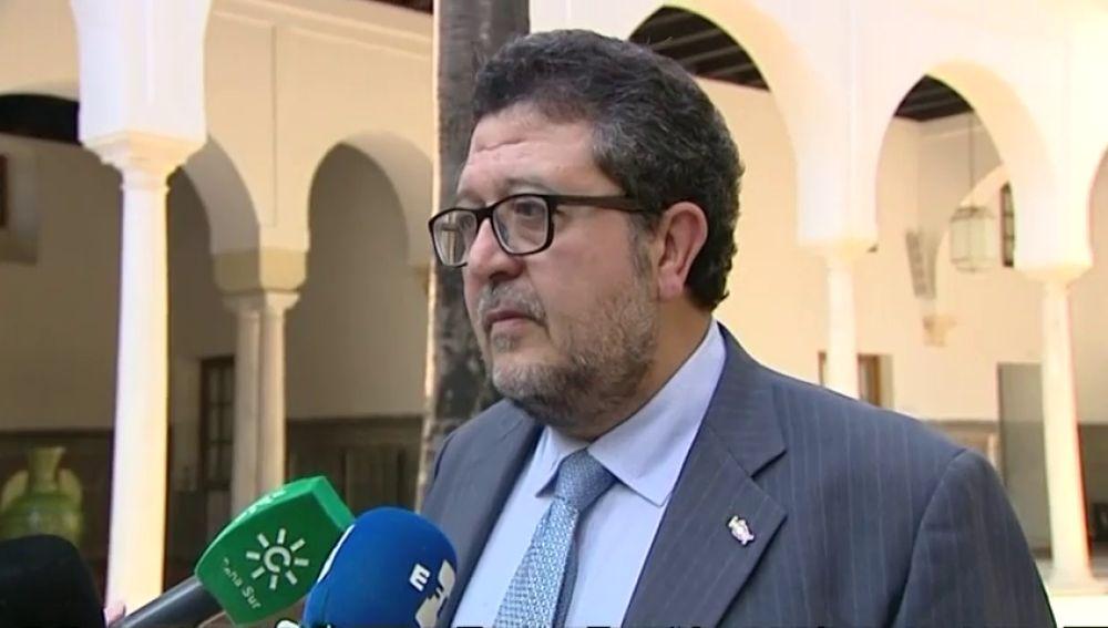 La Junta de Andalucía facilita a Vox los datos de los trabajadores de violencia de género