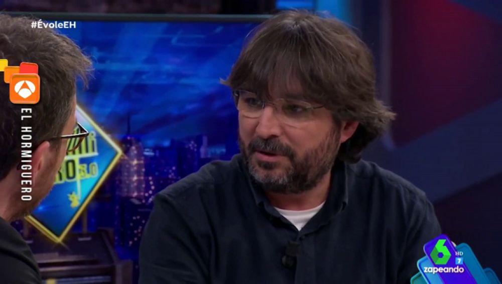 Jordi Évole en El Hormiguero