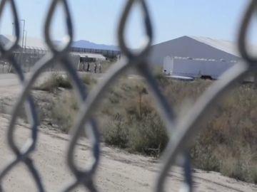 Trump gasta 40 millones de dólares en crear uno de los centros de detención de migrantes más grandes en Texas