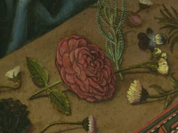 'Ver y oler el arte en todos los sentidos': llegan las exposiciones de flores a los museos