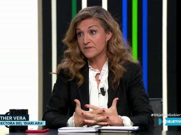 """El análisis de Esther Vera sobre la crisis en el PP: """"Tienen un proceso de canibalización"""""""