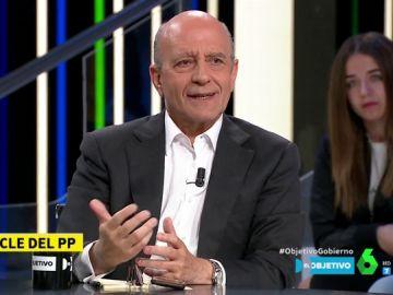 """Zarzalejos, sobre Ciudadanos: """"No quiere se el gran partido del centro liberal, quiere ser el primer partido de la derecha"""""""