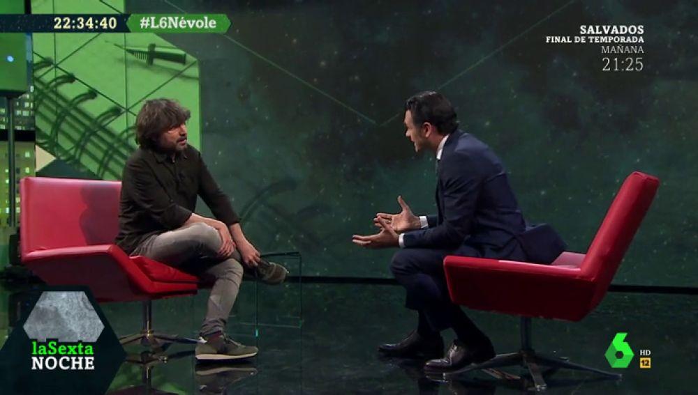 """Jordi Evóle: """"Difícilmente voy a hacer un proyecto tan importante como Salvados, pero hace mucho que lo tengo meditado"""""""