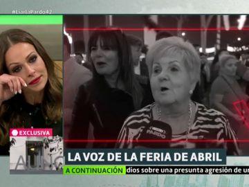 Eva González en Liarla Pardo