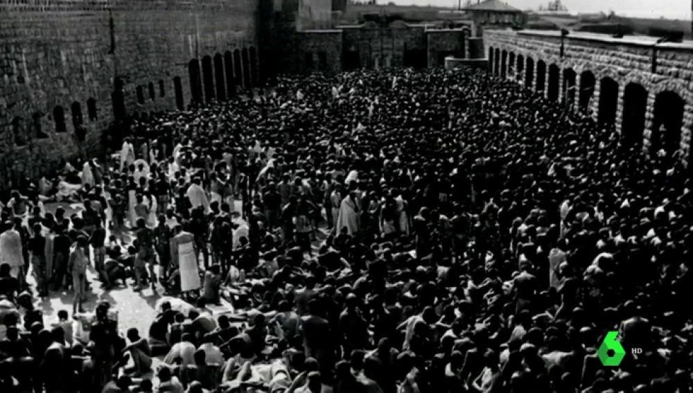 El horror de Mauthausen visto a través de los ojos de los españoles que acabaron en el campo de exterminio