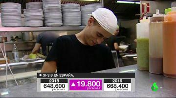 Los 'sisis' sustituyen a los 'ninis': en España ya hay 668.400 personas que estudian y trabajan