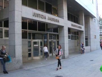 Imagen de archivo de los juzgados de Bilbao