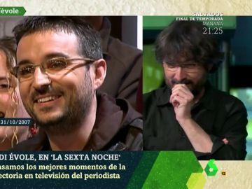 Jordi Évole repasa en laSexta Noche su etapa como 'El Follonero' tras su marcha de Salvados