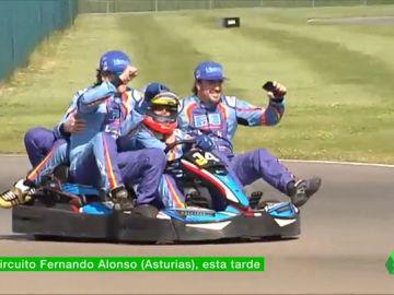 Fernando Alonso, de Spa a Oviedo: el asturiano también gana las 6 Horas de Asturias