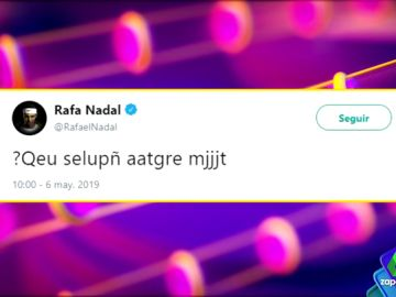 Qué se esconde tras el misterioso tweet de Rafa Nadal que ha revolucionado a sus seguidores