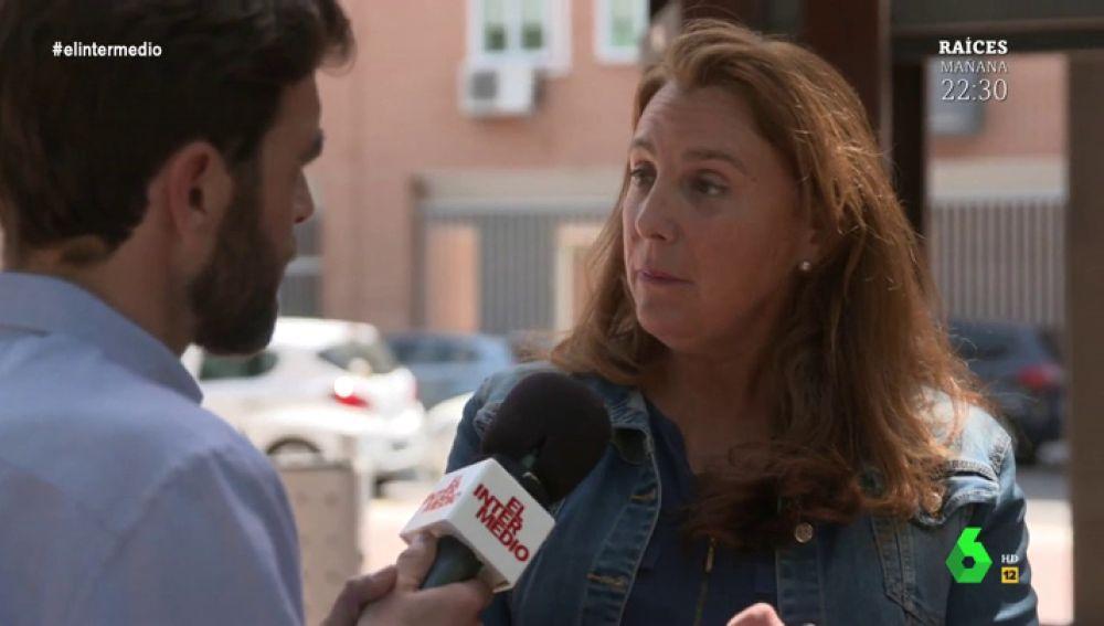 """Ana Gómez, teniente de alcalde de Alcorcón promete a Gonzo que """"nadie se va a quedar en la calle"""" por el Plan Permuta"""