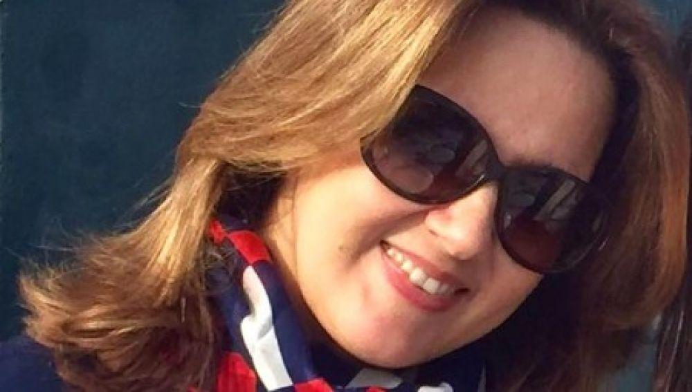 Rosa María Calvente Martín, candidata de Vox en Marbella