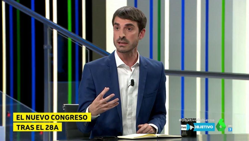 """Pablo Simón, sobre las elecciones del 26M: """"La izquierda corre el riesgo de vivir un espejismo"""""""