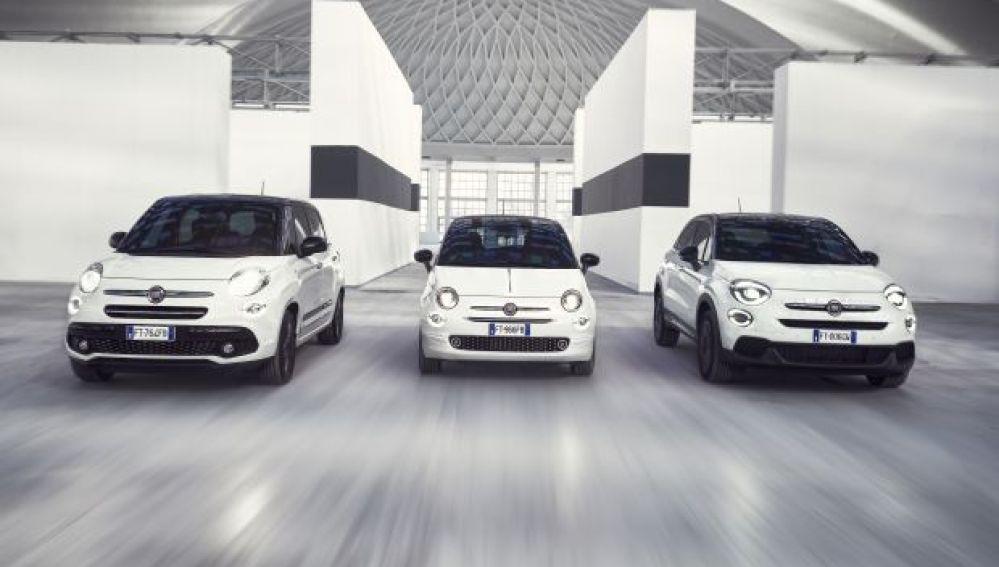 """Fiat y su nueva familia 500 """"120th"""""""