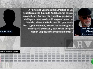 Los audios que revelan que el BBVA encargó a Villarejo espiar al empresario Luis Portillo para cobrar una deuda de 70 millones
