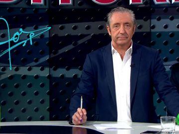 """Josep Pedrerol: """"Godín se marcha y con él una parte gloriosa de la historia del Atleti"""""""