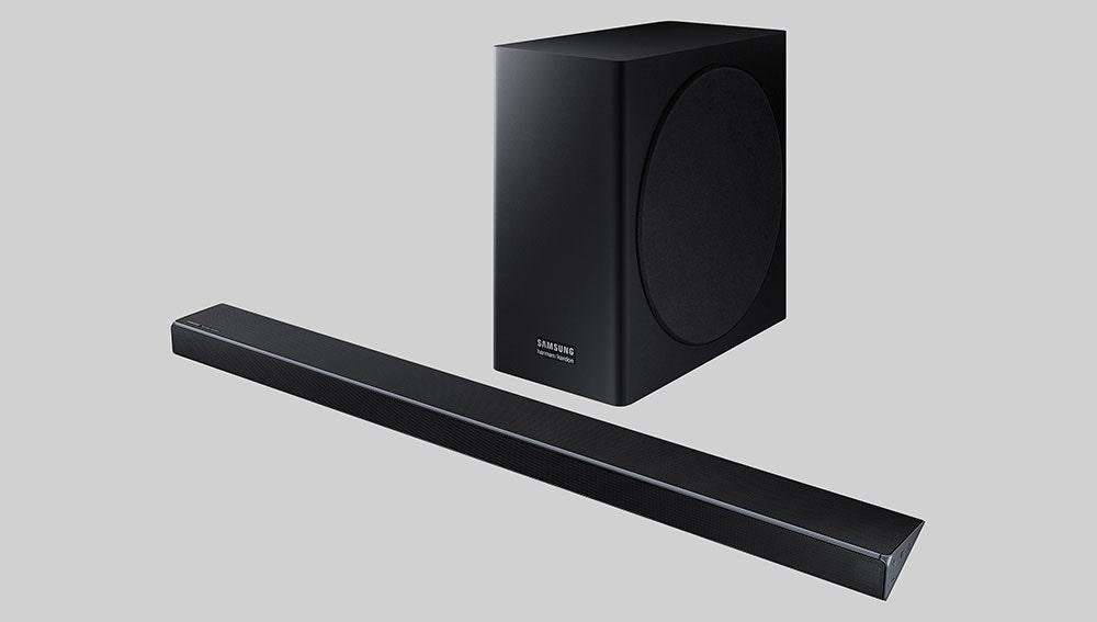 Barra de sonido Samsung Q70
