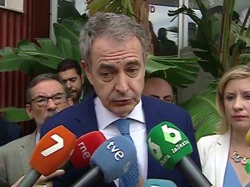 """Zapatero, crítico con la posición de Trump sobre Venezuela: """"Es preocupante lo que ha pretendido allí"""""""