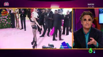 """Josie repasa los estilismos más comentados de la gala MET: """"Era todo un circo, pero me parece interesante"""""""