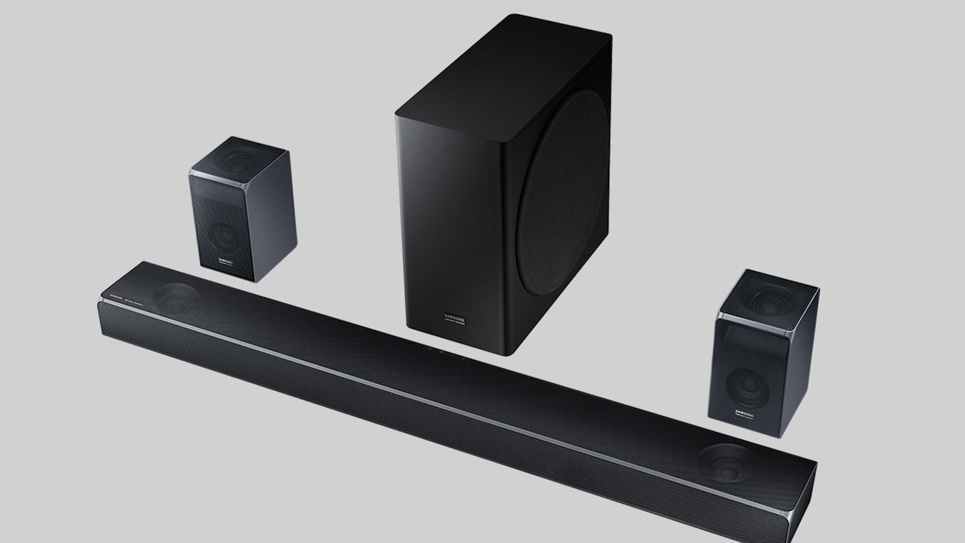 Barra sonido Samsung Q90