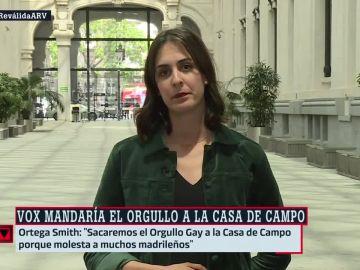 Rita Maestre en ARV