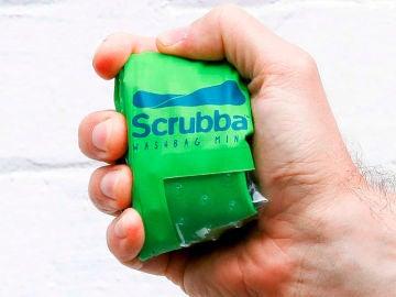 Mini lavadora Scrubba