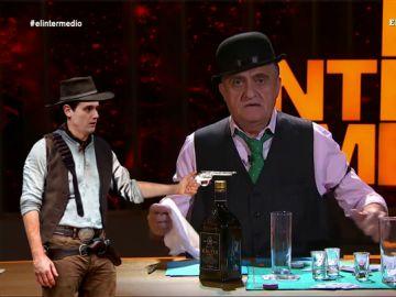 Albert Rivera y Pablo Casado 'sacan' las armas para combatir en el 'Duelo de centristas'