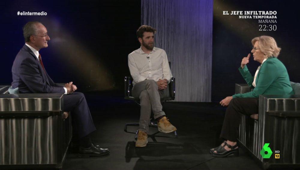 Así ven la irrupción de Vox dos políticos que vivieron la llegada de la democracia a España